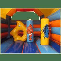 bada-boum - château gonflabe poisson 02