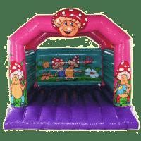 bada-boum - château gonflabe champignon 01