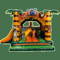 bada-boum - château gonflable jungle 01
