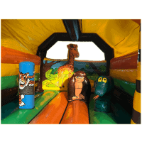 bada-boum - château gonflable jungle 04