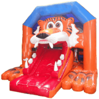 bada-boum - château gonflabe tigre 02